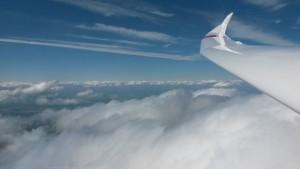über den Wolken arcus
